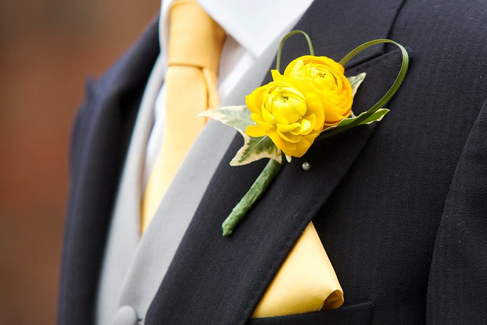 Buttonholes and Finishing Touches
