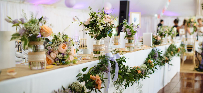 wedding flowers header