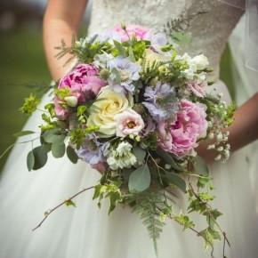 brides flowers, amersham