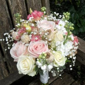 brides bouquet, gerrards cross