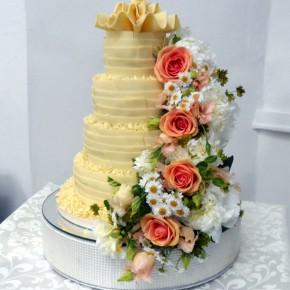 cake flower decorations