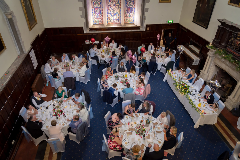 wedding breakfast bisham abbey