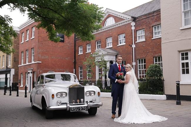 Wedding, Windsor, Berkshire