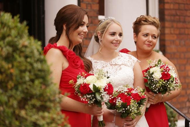 bridal bouquets Windsor, Berkshire