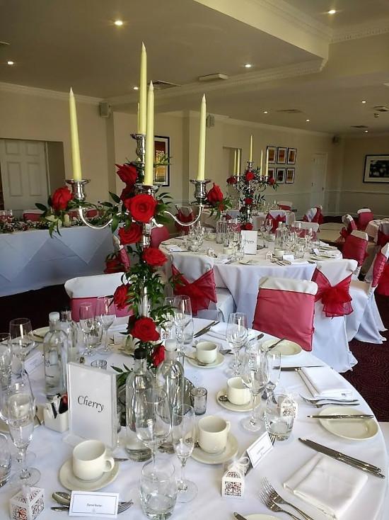 Sir Christopher Wren, Windsor, wedding reception