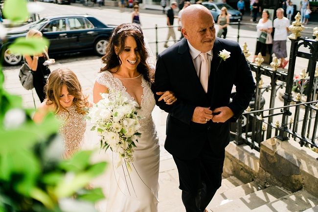 sir christopher wren hotel wedding flowers