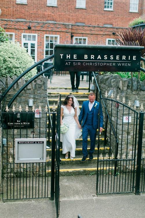 wedding river trip, the sir christopher wren hotel, windsor