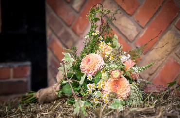 Fiona and Giles' beautiful Boho Wedding – September 2017