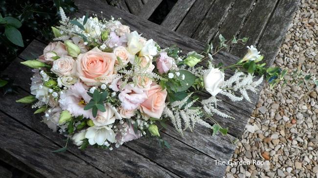 wedding bouquets buckinghamshire- summer country style wedding