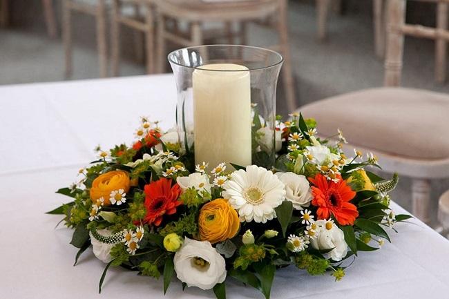 wedding florist amersham