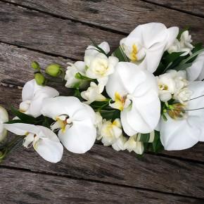 orchid bouquet,