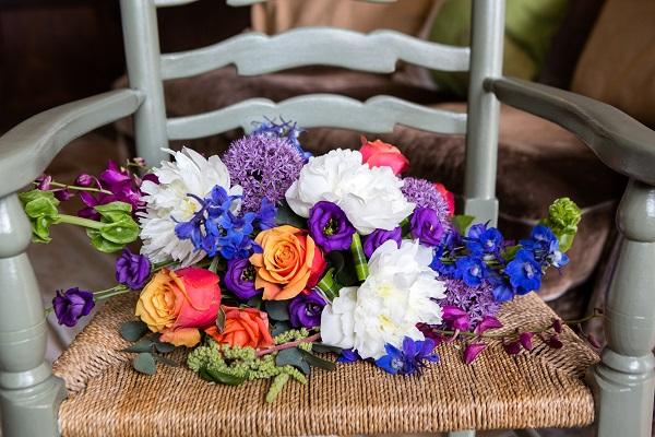 Brightest Wedding Flowers of 2015