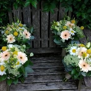 wedding flowers, bucks