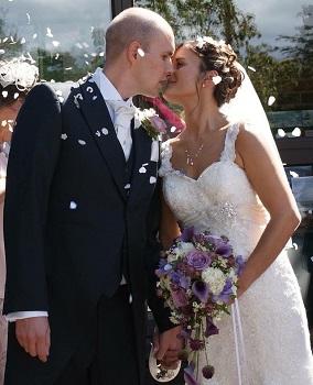 wedding bouquets Gerrards Cross 2015