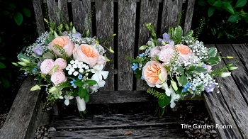 home wedding bouquets