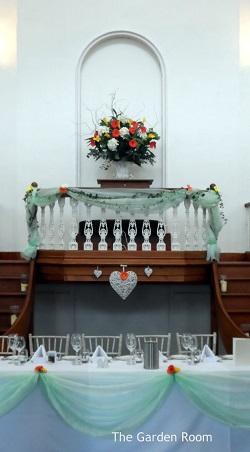 wedding decorations amersham