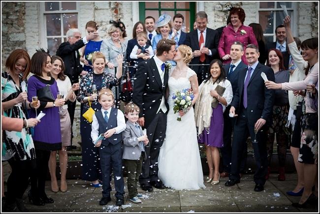 wedding florist marlow - group shot, bisham abbey