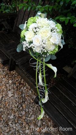wedding bouquet buckingham