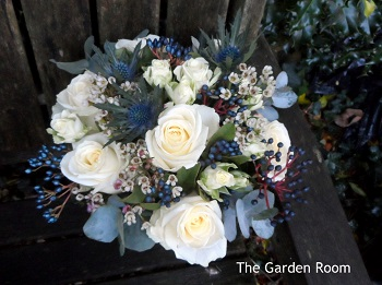 wedding flowers bucks, bisham abbey