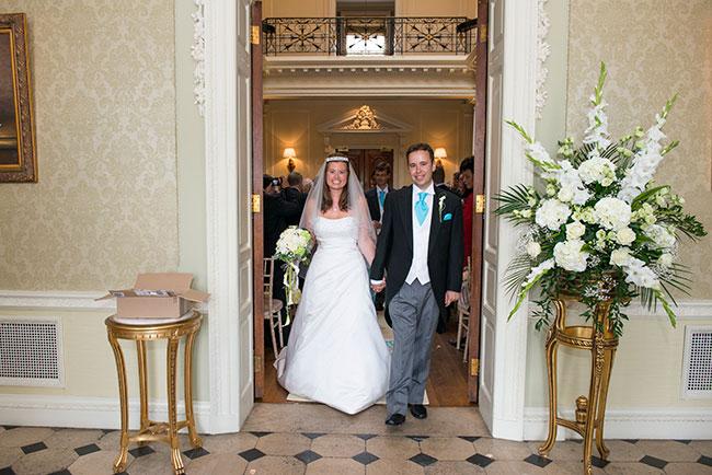 weddings at hedsor house, buckinghamshire
