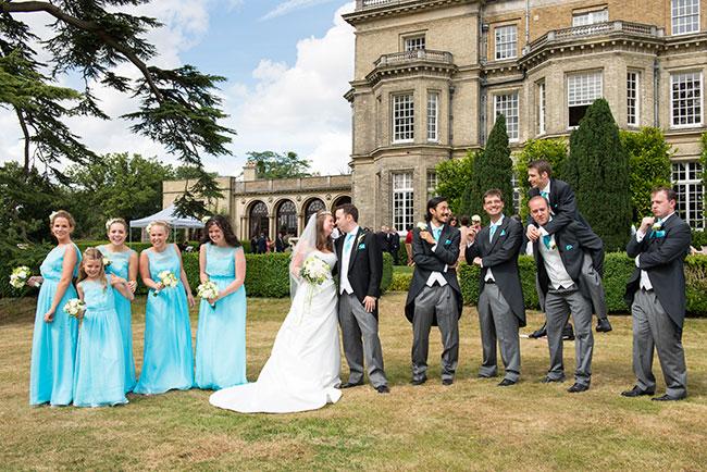 hedsor house, wedding flowers buckinghamshire