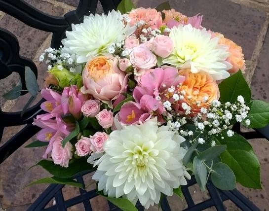 Your Wedding Bouquet for a Summer Season