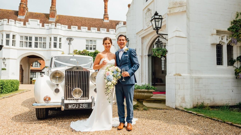 Danesfield House Hotel Wedding 2018