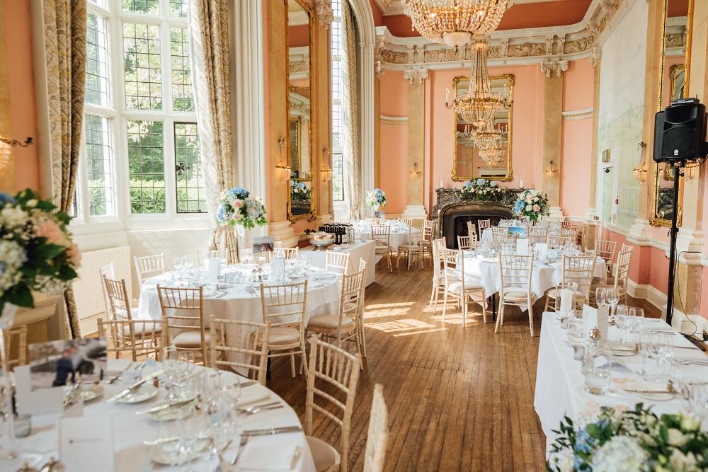 Versailles Suite dressed